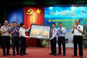 Viện kỹ thuật biển tổ chức 10 năm thành lập