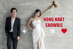 Nóng nhất Showbiz: Bộ ảnh cưới cực chất của Nhã Phương và Trường Giang, Ngân Khánh trở lại showbiz sau 3 năm vắng bóng