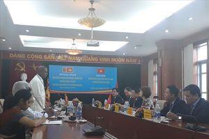 Đề nghị tạo điều kiện cho tăng ni sinh Việt Nam tu học ở Sri Lanka