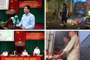 Tin tức Hà Nội 24h: Tạm đình chỉ công việc với những người liên quan đến hoạt động 'bảo kê' chợ Long Biên
