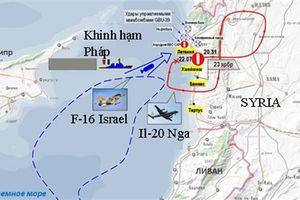 Khác biệt hệ thống nhận diện địch-ta khiến Il-20 bị bắn