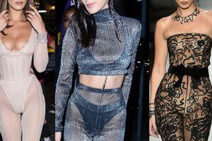 4 'thần Vệ nữ' Hollywood mặc váy áo mỏng manh, nhìn dễ hiểu lầm