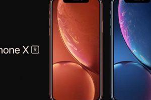 Apple 'lập lờ' về tên gọi iPhone XR, chuyên gia chốt một câu 'căng đét'