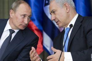 Israel dốc sức níu kéo quan hệ với Nga sau vụ Il-20 bị bắn