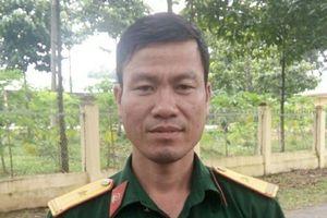 Thiếu tá QNCN Lê Văn Hiểu không tham của rơi