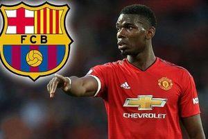 Chuyển nhượng bóng đá mới nhất: MU dễ mất Pogba vào tay Barca