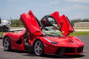 Siêu xe Ferrari LaFerrari dùng chán bán chỉ hơn 72 tỷ