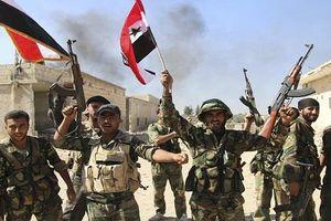 Quân đội Syria điều binh từ Idlib tới Sweida diệt khủng bố IS