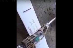 Quân đội Syria bắn hạ máy bay ở phía bắc Latakia