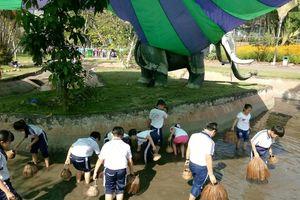 Xã hội hóa hoạt động trải nghiệm tại trường tiểu học