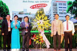 Trường ĐH Bình Dương khai giảng và kỷ niệm 21 năm thành lập