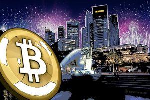 Singapore có thể là quốc gia đầu tiên chấp nhận tiền mã hóa hoàn toàn