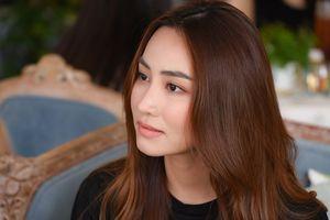 Ngân Khánh trở lại phim trường sau 3 năm kết hôn