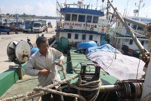 Ngư dân đóng tàu vỏ thép kiệt quệ vì nhà nước 'quên' hỗ trợ