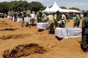 Thảm họa chìm phà Tanzania: Số người chết lên tới 224