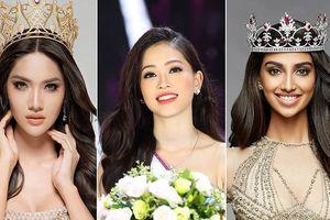 Lộ diện dàn 'đối thủ' của Á hậu Phương Nga tại Miss Grand 2018