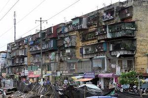 Bí thư Hà Nội: Cải tạo chung cư cũ đang vướng cơ chế