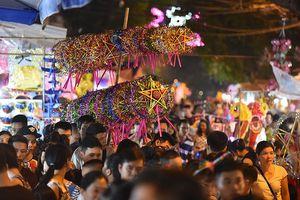 Nhộn nhịp tết Trung thu ở Hà Nội