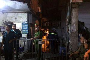 Xác định danh tính hai thi thể trong vụ cháy trên đường La Thành