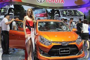 Bộ 3 xe giá rẻ Toyota Wigo, Rush, Avanza sẵn sàng ra mắt thị trường