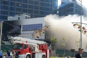 Cháy trung tâm thương mại Yên Bái: Tập đoàn Hoa Sen nói gì?