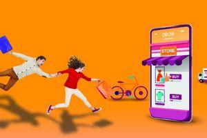 Mua sắm online với thẻ phi vật lý Sacombank