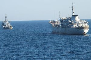 Hải quân Ukraina cáo buộc Nga về 'những sự cố nguy hiểm' ở eo biển Kerch