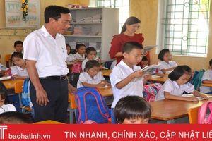 Giới chuyên môn nói gì về sắp xếp trường học mô hình liên cấp ở Hà Tĩnh?