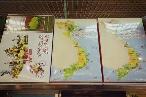 Những món quà được yêu thích tại sân bay Tân Sơn Nhất