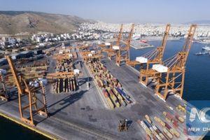 Châu Âu lo lắng khi Trung Quốc thâu tóm hàng loạt cảng