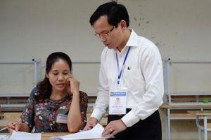 Chấm chéo điểm thi THPT quốc gia, liệu có chống được gian lận?