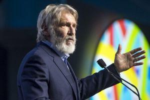 Harrison Ford: 'Nếu rừng Sumatra tiếp tục cháy…!'