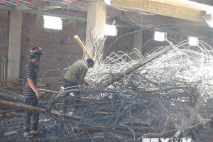 Tai nạn lao động tại công trình xây dựng, ba công nhân bị thương nặng
