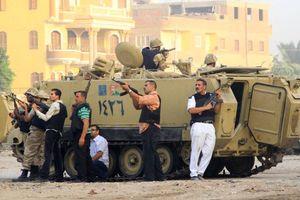 Ai Cập tuyên án tử hình đối với 20 thành viên MB