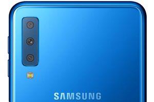 Clip: Trên tay smartphone 3 camera sau của Samsung