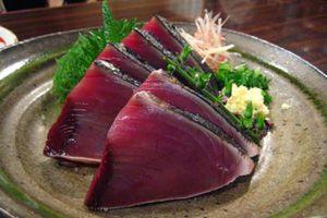Những món cá ngon nhất đất nước mặt trời mọc khiến thực khách chết thèm