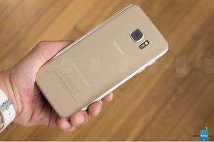 Galaxy S7 Edge phát nổ sau khi 'đóng băng' và tắt máy