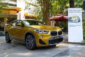 Cận cảnh BMW X2 chuẩn bị ra mắt tại thị trường Việt Nam