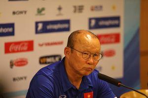 Từ Hàn Quốc, thầy Park nói về 'kết thúc với bóng đá Việt Nam'