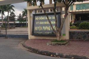 Nhiều cán bộ huyện ở Cần Thơ chưa đủ chuẩn khi bổ nhiệm