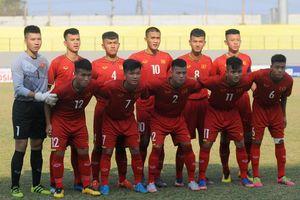 Kết quả trận U16 Việt Nam vs U16 Indonesia, giải U16 châu Á 2018