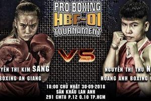 Thu Nhi tràn đầy tự tin sẽ đánh bại Kim Sang trong trận tái đấu