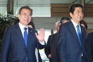 Lãnh đạo Hàn, Nhật tổ chức hội nghị thượng đỉnh trên đất Mỹ