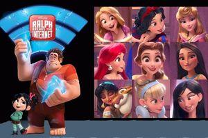 'Ralph Breaks the Internet': Nhiều nhân vật mới của Disney xuất hiện, chị đại Gal Gadot lồng tiếng cực đỉnh
