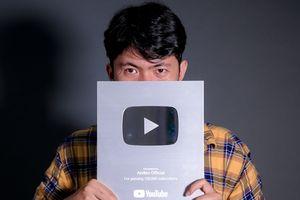 Nhận nút bạc YouTube, Andiez lần đầu trần tình về chuyện MV '1 phút': 'Người kia lật lọng nhưng tôi sẽ làm tới cùng'