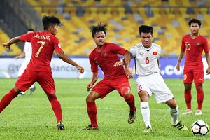 U16 Việt Nam may mắn hòa U16 Indonesia