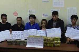 Đường dây mua bán, vận chuyển ma túy 'khủng' xuyên quốc gia bị triệt phá