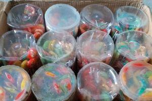 Quảng Ninh: Bắt giữ 30 bao tải kẹo nhập lậu 'đón' Tết trung thu