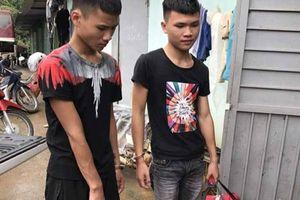 Lạng Sơn: Bắt 2 đối tượng vận chuyển 33 kg pháo nổ