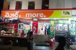 Amazon thâu tóm chuỗi siêu thị Ấn Độ